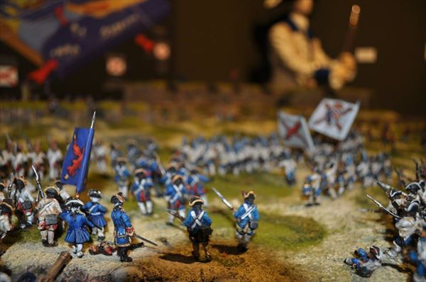 28MM ESPAÑOLES. AWI. SPAIN TROOPS AWI